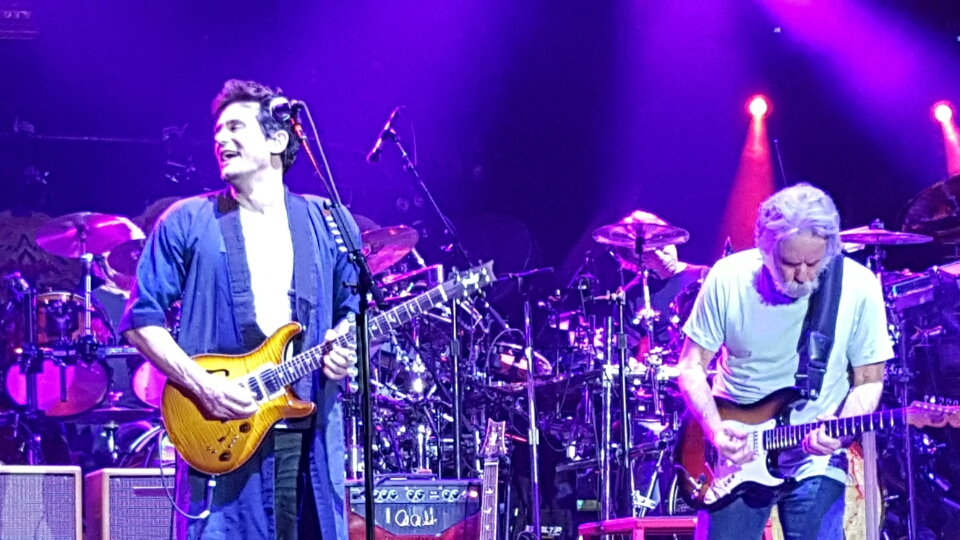 SETLIST: Dead & Company | New Years Eve 2015 > 2016 | The Forum, Inglewood, California | Thursday, December 31, 20