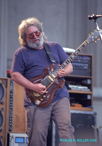 Jerry Garcia Band - Greek Berkeley 8.30.1987 by Caleb Miller (1)