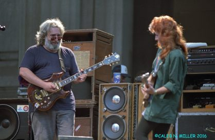 Jerry Garcia Band - Greek Berkeley 8.30.1987 by Caleb Miller (7)