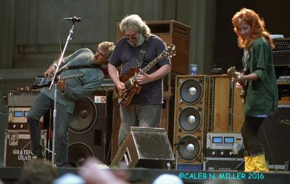 Jerry Garcia Band - Greek Berkeley 8.30.1987 by Caleb Miller (9)
