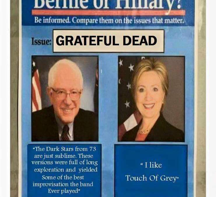 Bernie or Hillary? Compare them on the issues that matter.