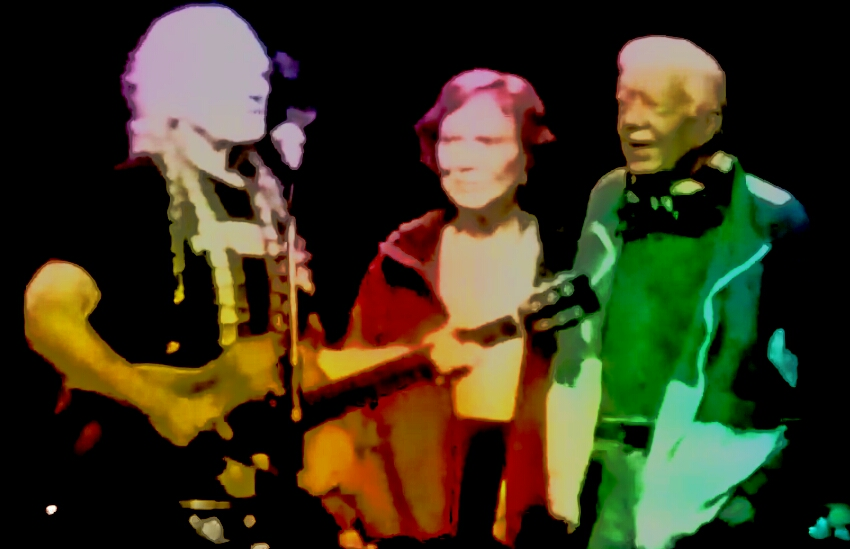 "VIDEO Willie Nelson w President Jimmy Carter, Rosalyn Carter, and Chris Kristofferson -- Amazing Grace Chastain Park"" on YouTube"