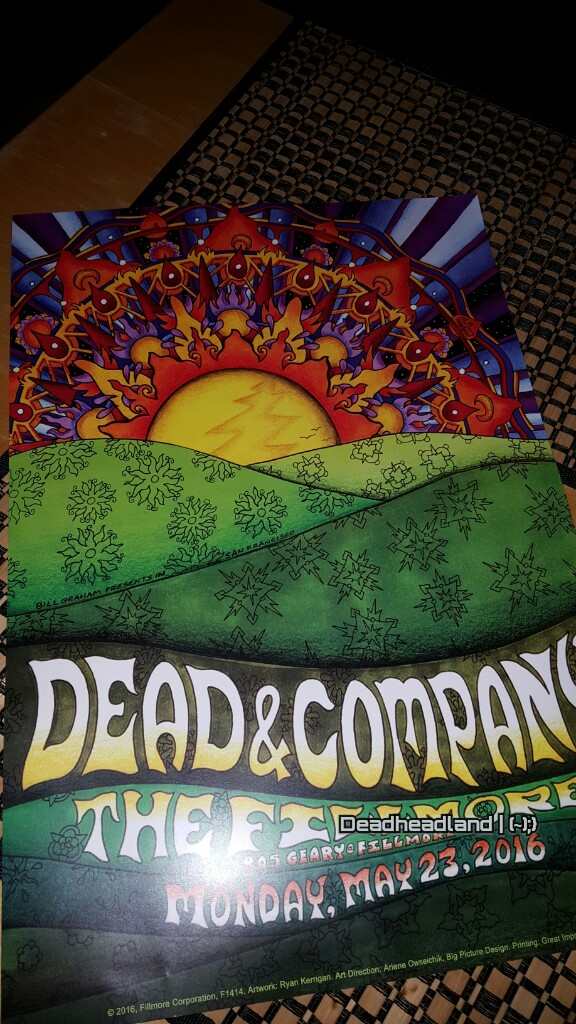 "Watch ""Dead and Company @ The Fillmore, San Francisco, CA, USA - May 23rd, 2016 (SET"