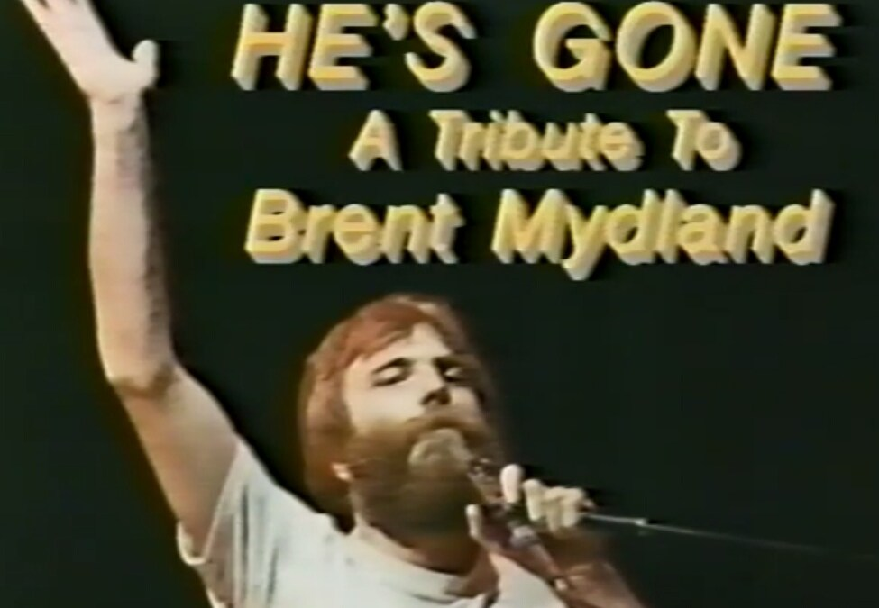 "Brent Mydland Tribute  ""He's Gone"" Dead Head TV #18"