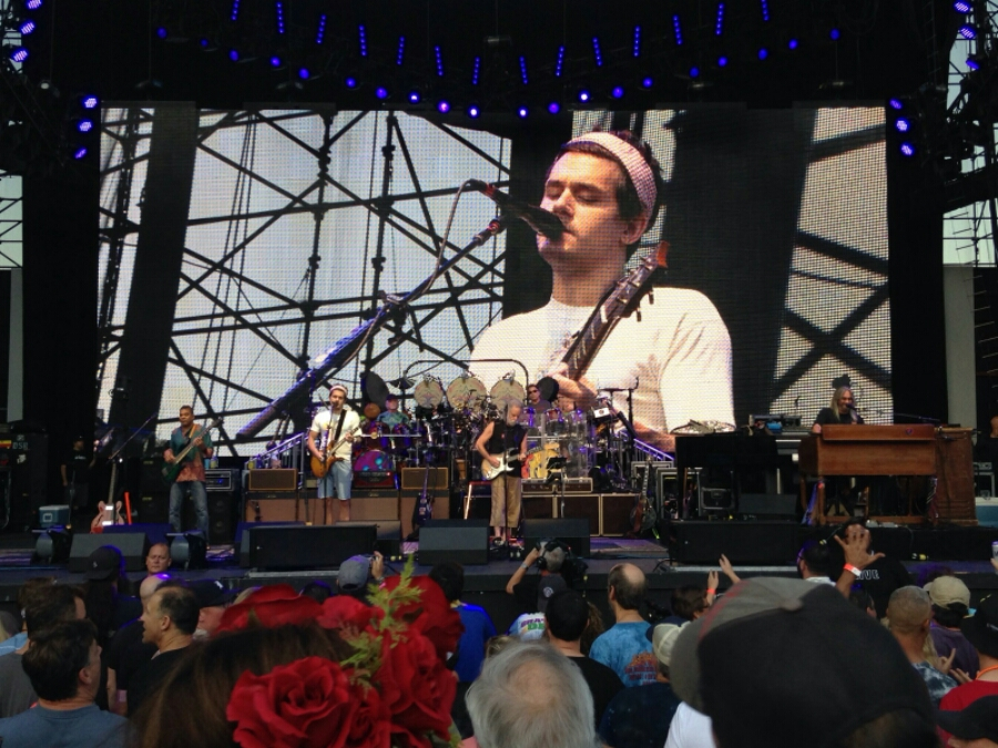 SETLIST Dead and Company Summer Tour 2016 | Irvine Meadows Amphitheatre, Irvine California Tuesday July 26, 2016