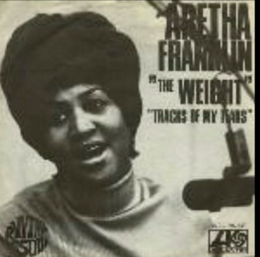 "Duane Allman & Aretha Franklin  ""The Weight"""