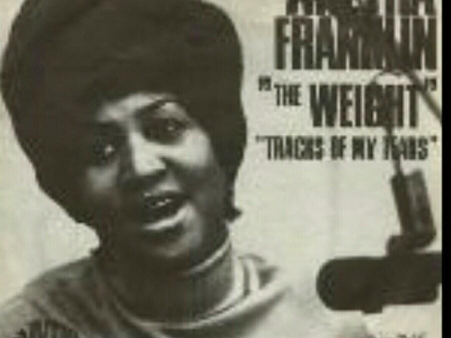 "Duane Allman & Aretha Franklin ""The Weight"""