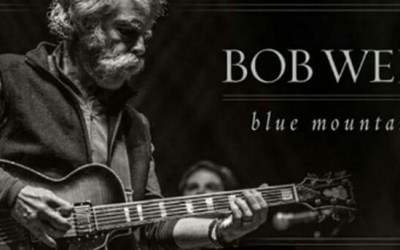 "WEIR EVERYWHERE DEPT: ""Gonesville"" new Bob Weir song from the album ""Blue Mountain"""