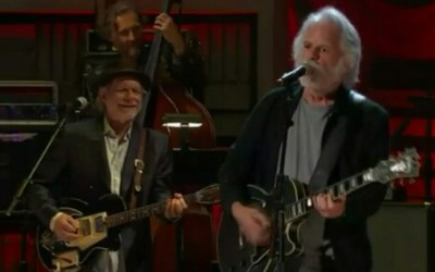 REPLAY From the Americana Music Association Honors: Bob Weir~ Mama Tried