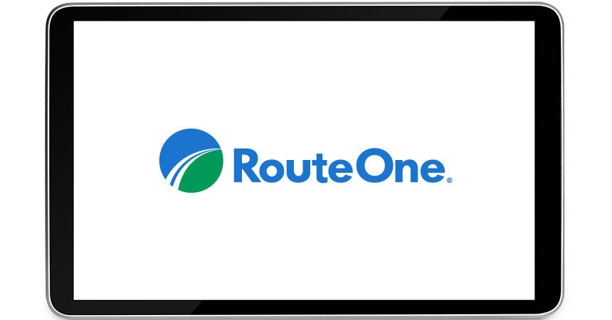 RouteOne Processes the Industry\u0027s First Remotely Executed Auto
