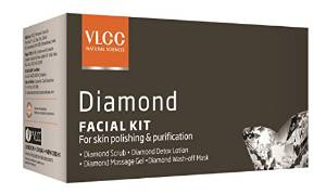 Amazon VLCC Diamond Facial Kit - 50g