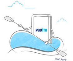 Paytm- Get Rs 5 Cashback on Recharges & Bill Payment of Rs 50 or more