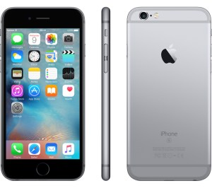 Paytm – Buy Apple iPhone 6S 64 GB (Space Grey) at Rs 49991