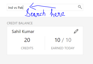 freecharge microsoft bing rewards earn free money