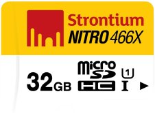 Amazon 32 Gb memory card strontium at Rs 479