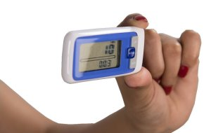 Amazon - Buy JSB HF18 3D Pedometer at Rs 399 only