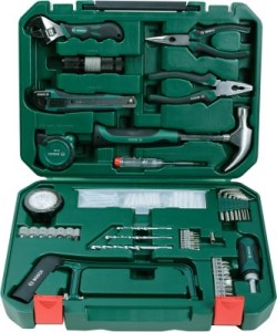 Bosch All-in-One Metal 108 Piece Hand Tool Kit(108 Tools) Rs 1699 only flipkart