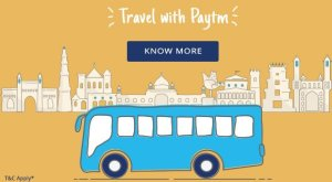 Paytm - All Coupons of Bus Ticket Booking at one Place