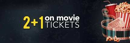 Paytm– Buy 3 movie tickets and get 100 cashback (Max Rs 150) on one ticket