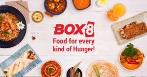 box8 get 50 off on food orders 28th july