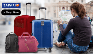 (Suggestions added) Snapdeal- Buy Safari travel luggages at upto 60% off