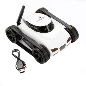 Amazon - Buy Saffire Rechargeable Wi Fi Spy Tank at Rs 2999 only