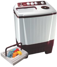 Amazon – Buy Onida Smart Care Ultra 75 Semi-automatic Top-loading Washing Machine (7.5 Kg, Lava Red) at Rs 7,990 only