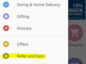 payzapp-top-left-menu-refer-and-earn-option-get-rs-25-give-rs-50