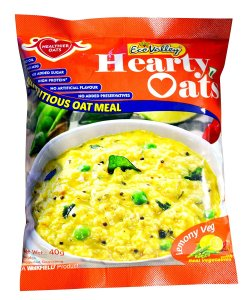 Ecovalley Hearty Oats Lemony Veg
