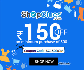 Shopclues Rs 500 Off Coupon
