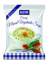 Amazon - Buy Keya Instant Creamy Mixed Vegetable Soup, 52g for just Rs.29