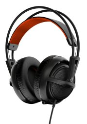 Amazon - Buy SteelSeries Siberia 200 51133 Gaming Headset (Black) for Rs.2499 (65% off)