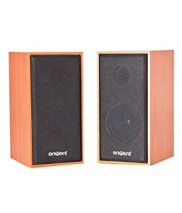 Tatacliq - Buy Envent TrueWood 210 USB Powered 2.0 Speaker (Brown) at Rs 399 only
