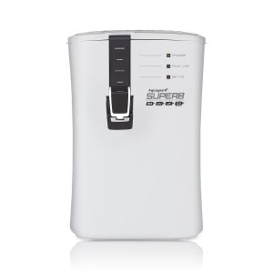 Amazon - Buy Aquaguard Superb 6.5-Litre RO+UV+UF Water Purifier (Black and White) at Rs 11447
