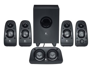 Amazon - Buy Logitech Z506 Surround Sound 5.1 multimedia Speakers (Black) at Rs 4499