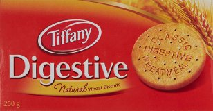 Amazon - Buy Tiffany Biscuit Active Digestive, 250g at Rs 65 only