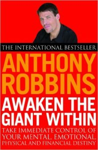 Amazon GIF 2017 -Buy Awaken the Giant within: How to Take Immediate Control of Your Mental, Emotional, Physical and Financial Life Paperback – 2 Jan 2001 at Rs 172 only