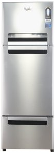Amazon GIF 2017 -Buy Whirlpool Fp 313D Protton Roy Multi-door Refrigerator (300 Ltrs, Alpha Steel) at Rs 27490