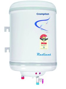 Amazon GIF 2017 Steal – Buy Crompton Radiant SWH15LT 15-Litre Vertical Water Heater (Ivory) at Rs 2549