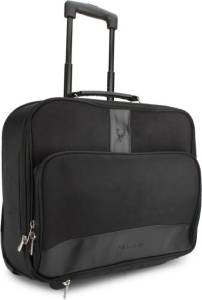 Flipkart - Buy Allen Solly Cabin Luggage - 13.8 inch  (Black) at Rs 1887 only