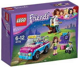 Flipkart - Buy Lego Olivia's Exploration Car  (Multicolor) at Rs 898 only