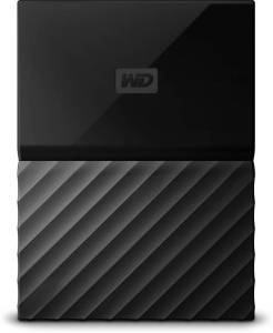 Flipkart - Buy WD My Passport 4 TB Wired External Hard Disk Drive  (Black) at Rs 9999