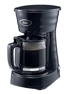 Oster Urban 0.6-Litre 4-Cup Coffee Maker