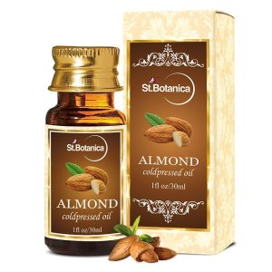 St.Botanica Sweet Almond Pure Coldpressed Carrier Oil