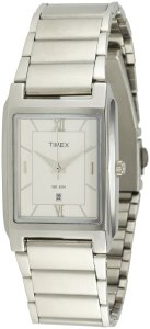 Amazon - Buy Timex Classics Analog Silver Dial Men's Watch - CT13 at Rs 1170 only
