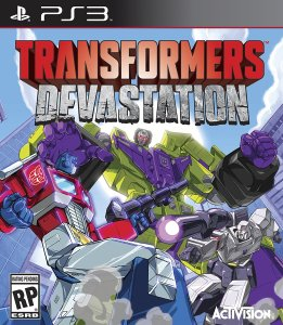 Amazon - Buy Transformers Devastation (PS3) at Rs 699 only