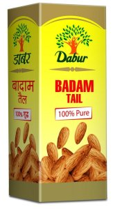 Dabur Badam Tail - 25 ml