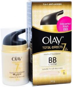 Flipkart - Buy Olay Anti - Agening Cream +Touch of Foundation (50 g) at Rs 360 only
