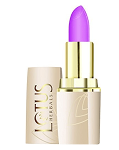 Lotus Herbals Pure Colors Lip Color, Lavender Love, 4.2g