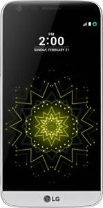 LG G5 (Silver, 32 GB) (4 GB RAM) Rs 24990 flipkart crazy deal